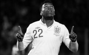 Дэниел Старридж в сборной Англии (c) Mike Hewitt / Getty Images