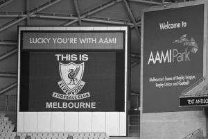 «Ливерпуль» в Мельбурне (c) Liverpool Echo / Jason Roberts