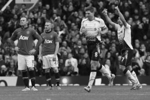 Манчестер Юнайтед – Ливерпуль (c) John Peters