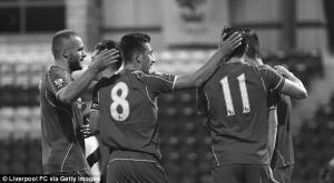 Резервная команда «Ливерпуля» (c) Getty