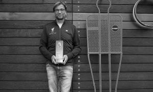 Юрген Клопп – тренер месяца в Премьер-лиге (c) LiverpoolFC.com