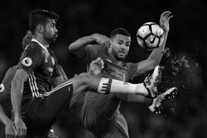 Кевин Стюарт и Диего Коста (c) LiverpoolFC.com