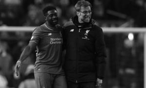 Коло Туре и Юрген Клопп (c) LiverpoolFC.com