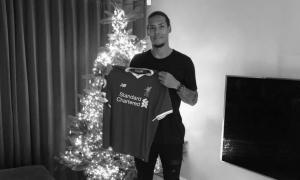 Виргил ван Дейк (c) LiverpoolFC.com