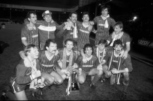 Обладатели Кубка Лиги