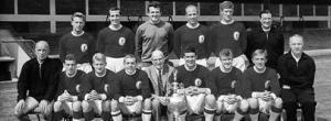 Состав клуба в 1964 году