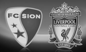 Ливерпуль - Сьон: Статистика (с) liverpoolfc.com