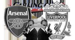 Арсенал - Ливерпуль. Двойные агенты