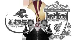 Лилль - Ливерпуль. Двойные агенты