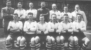 Состав клуба в 1947 году