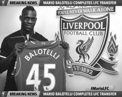 Марио Балотелли (c) LiverpoolFC.com
