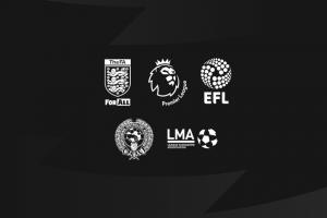 logo The FA, Premierleage, EFL etc