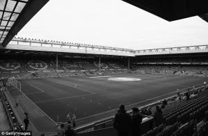 Фото стадиона «Энфилд»