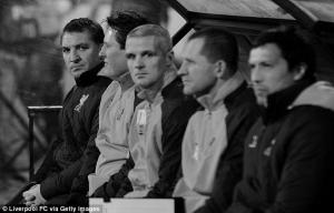 Фото тренерского штаба (с) The Daily Mail