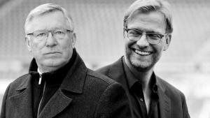 Юрген Клопп и Алекс Фергюсон (с) bild.de