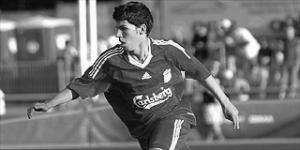 Даниэль Пачеко (c) Liverpool Daily Post