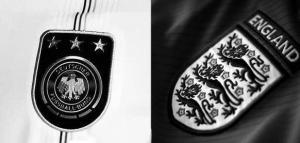 Германия - Англия (с) goal.com