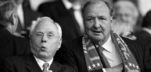 Джордж Жиллет и Том Хикс (c) Liverpool Daily Post