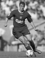 Грегори Виньяль в бытность игроком «Ливерпуля» (c) BCFC.com