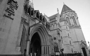 Фотография здания Верховного Суда в Лондоне