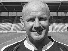 Джон Макмахон — новый сотрудник тренерского штаба (c) BBC