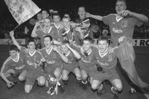 Обладатели молодежного кубка Англии 1996