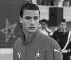 Маруан Шамах в сборной Марокко