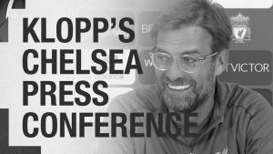 Пресс-конференция Клоппа (с) youtube.com