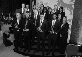 Церемония FA England Awards-2013 (c) huffingtonpost.co.uk