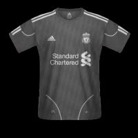 Возможный вариант домашней футболки «Ливерпуля» в сезоне 2010/2011