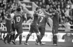 «Ньюкасл» vs. «Ливерпуль»
