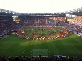 Опель Арена (c) Liverpool FC / Ливерпуль: Сайт русскоязычных болельщиков клуба