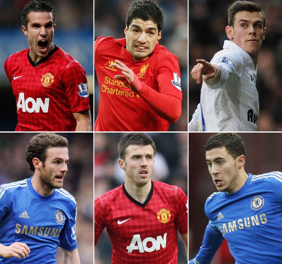 Легендарные футболисты англии