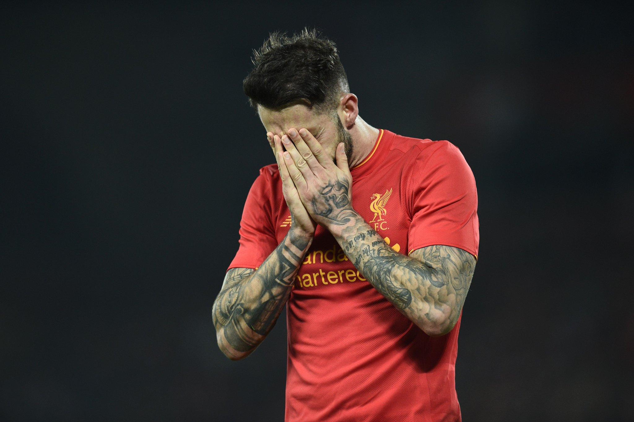 Нападающий Ливерпуля снова выбыл доконца сезона