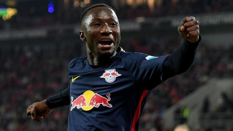 Ливерпуль готов платить 70 млн фунтов залидера Лейпцига