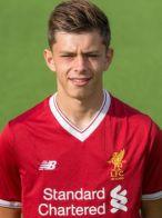 Фотография Адама Льюиса (c) Liverpoolfc.com