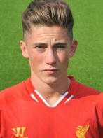 Фото Харри Уилсона (c) LiverpoolFC.com