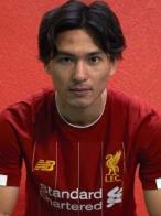 Такуми Минамино (с) liverpoolfc.com