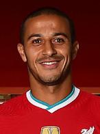 фото Тьяго Алькантары (c) LiverpoolFC.com